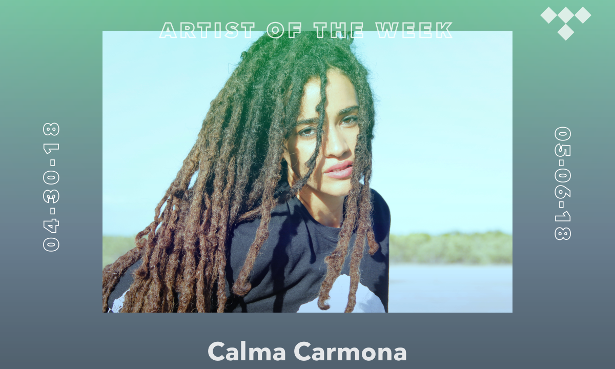 Tidal Rising Artist of the Week: Calma Carmona Traces Her Roots