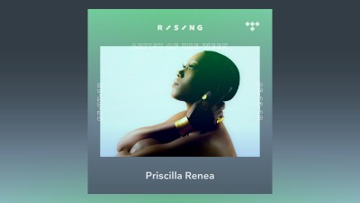 TIDAL Rising Artist of the Week: Priscilla Renea