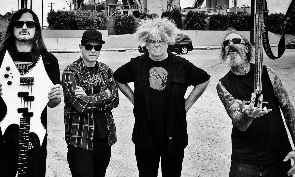 The Melvins' Pre-Show Music