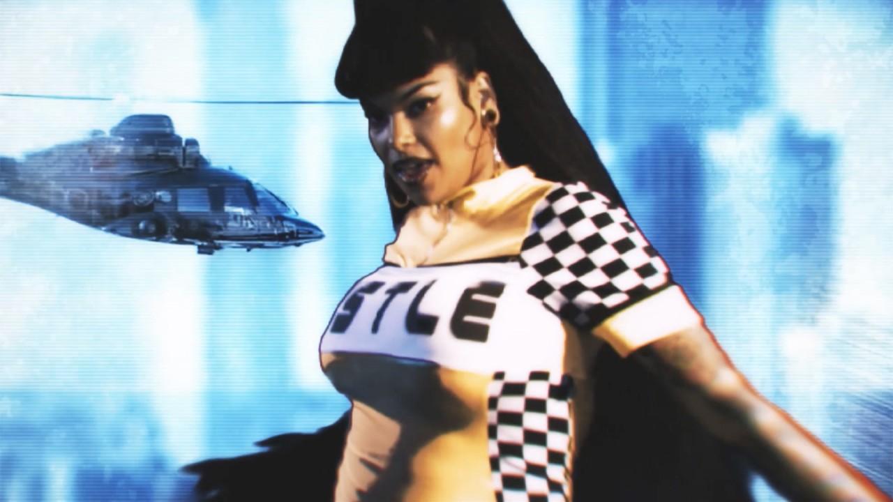 """Neo-Perreo Queen Tomasa Del Real Lets Her Hair Down In """"Barre Con El Pelo"""" Video Premiere"""