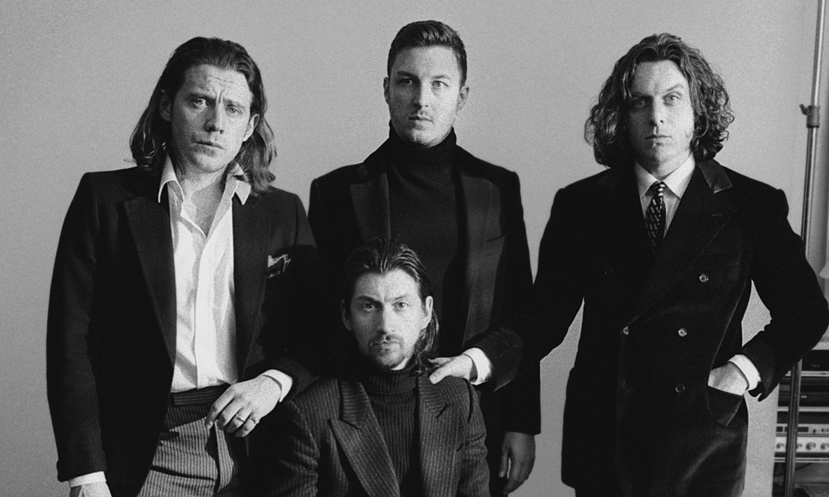Arctic Monkeys Share a Playlist of Influences