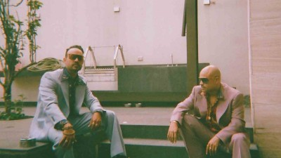 "COASTCITY & Girl Ultra Evoke Miami Vice In ""Besos Pesos"" Premiere"