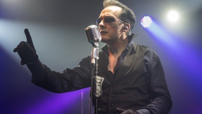 Dave Vanian (The Damned): Firsts