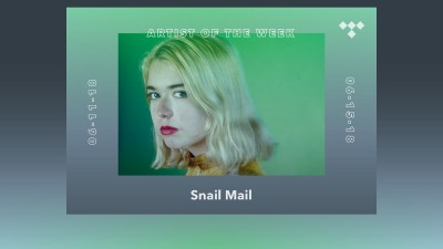 TIDAL Rising Artist of the Week: Meet Snail Mail