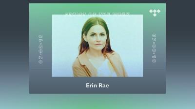 Rising Artist of the Week: Erin Rae