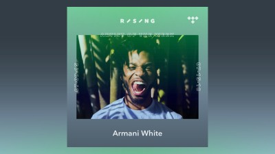 TIDAL Rising Artist of the Week: Armani White
