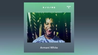 TIDAL Rising Artist of the Week: Armani White