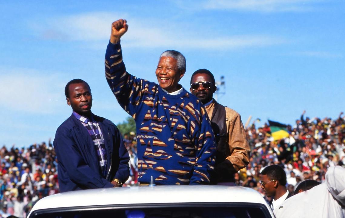 Mandela 100: The Soundtrack To Madiba's Life And Legacy