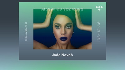 TIDAL Rising Artist of the Week: Jade Novah