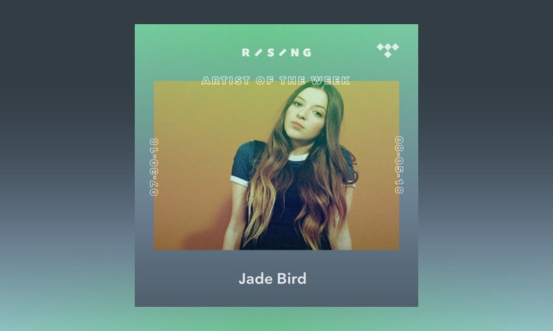 Rising Artist of the Week: Jade Bird