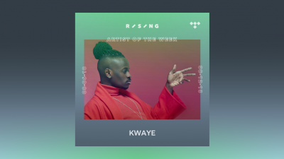 Rising Artist of the Week: KWAYE