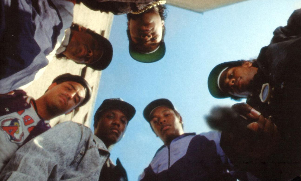 West Coast Artists Reflect on N.W.A's 'Straight Outta Compton'
