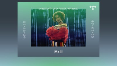 TIDAL Rising Artist Of The Week: Harlem Rapper Melii Is More Than Viral Hype