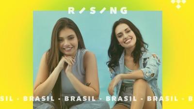 TIDAL Rising Brasil: Carol & Vitoria