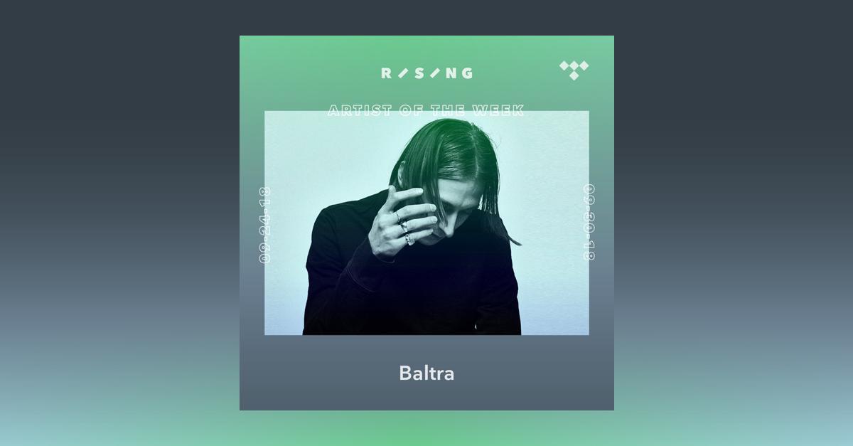 TIDAL Rising Artist of the Week: Baltra