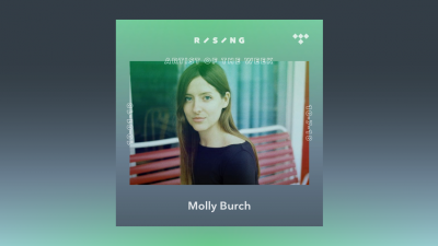 Rising Artist of the Week: Meet Molly Burch