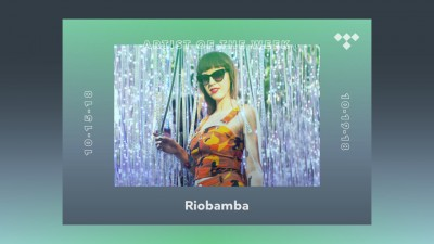 TIDAL Rising Artist of the Week: Riobamba