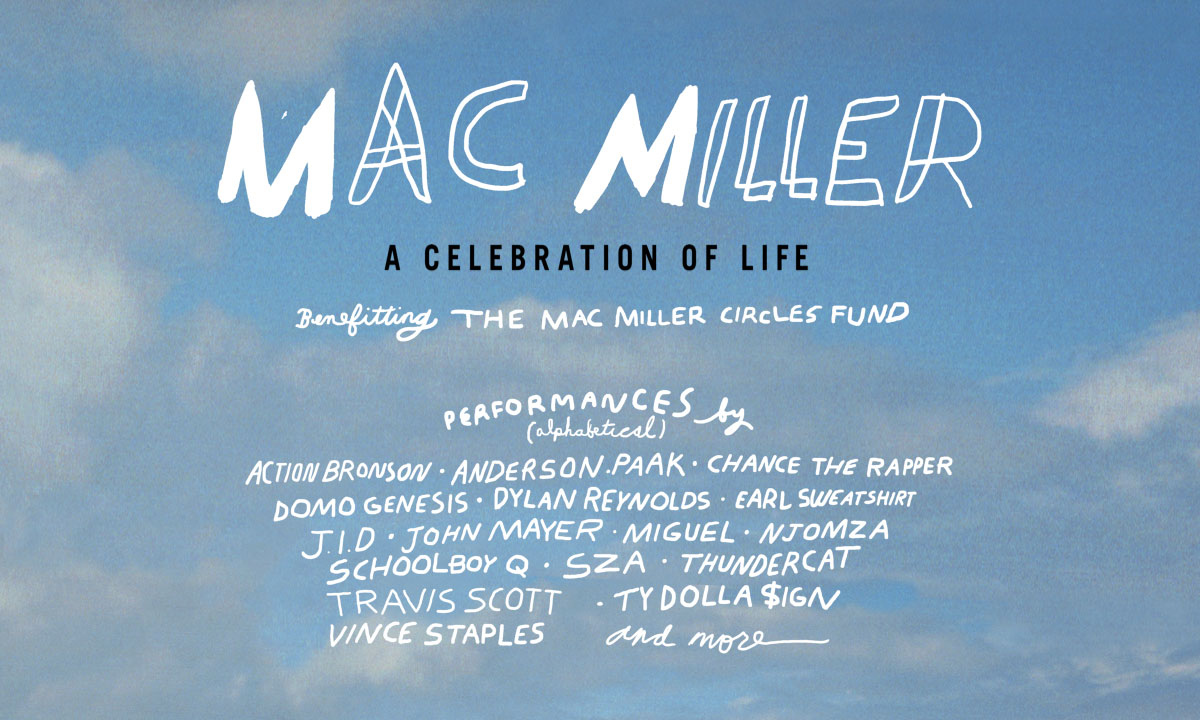 Remember Mac Miller with 'A Celebration of Life' Concert on TIDAL