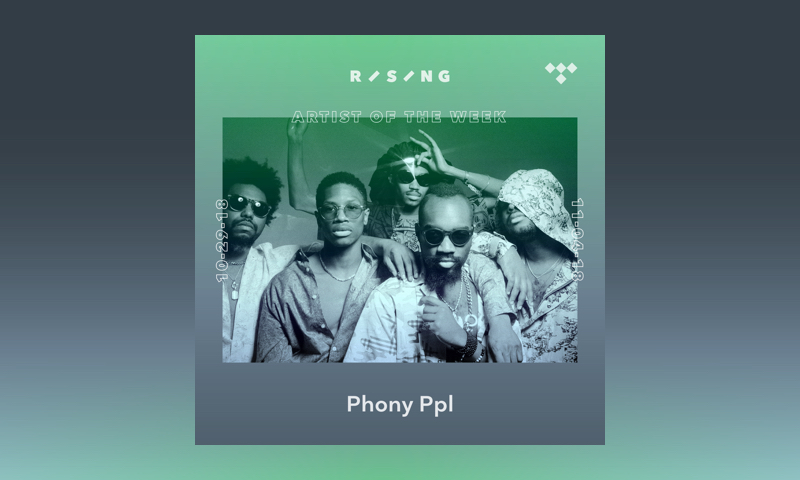 TIDAL Rising Artist of the Week: Phony Ppl