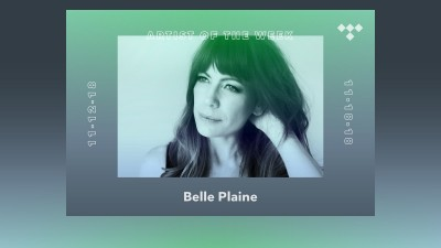 TIDAL Rising Artist of the Week: Meet Belle Plaine
