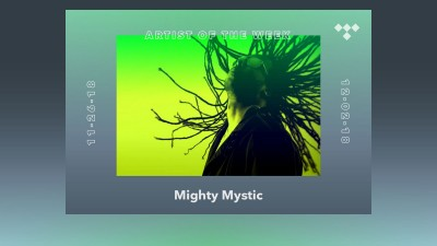 TIDAL Rising Artist of the Week: Mighty Mystic