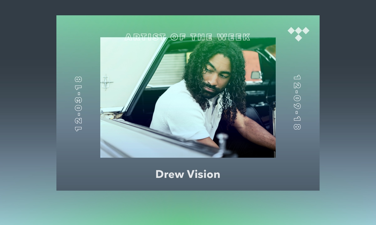 TIDAL Rising Artist of the Week: Meet Drew Vision