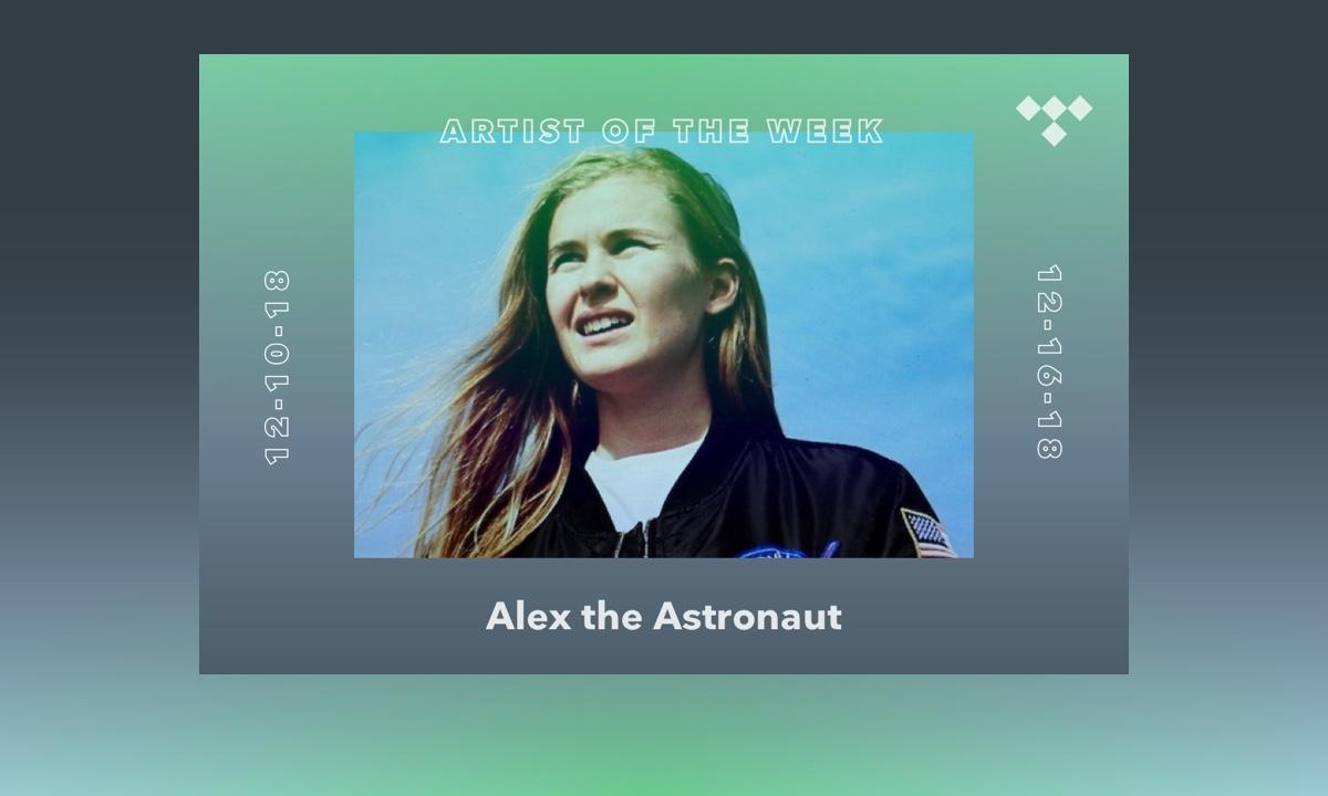 TIDAL Rising Artist of the Week: Meet Alex The Astronaut