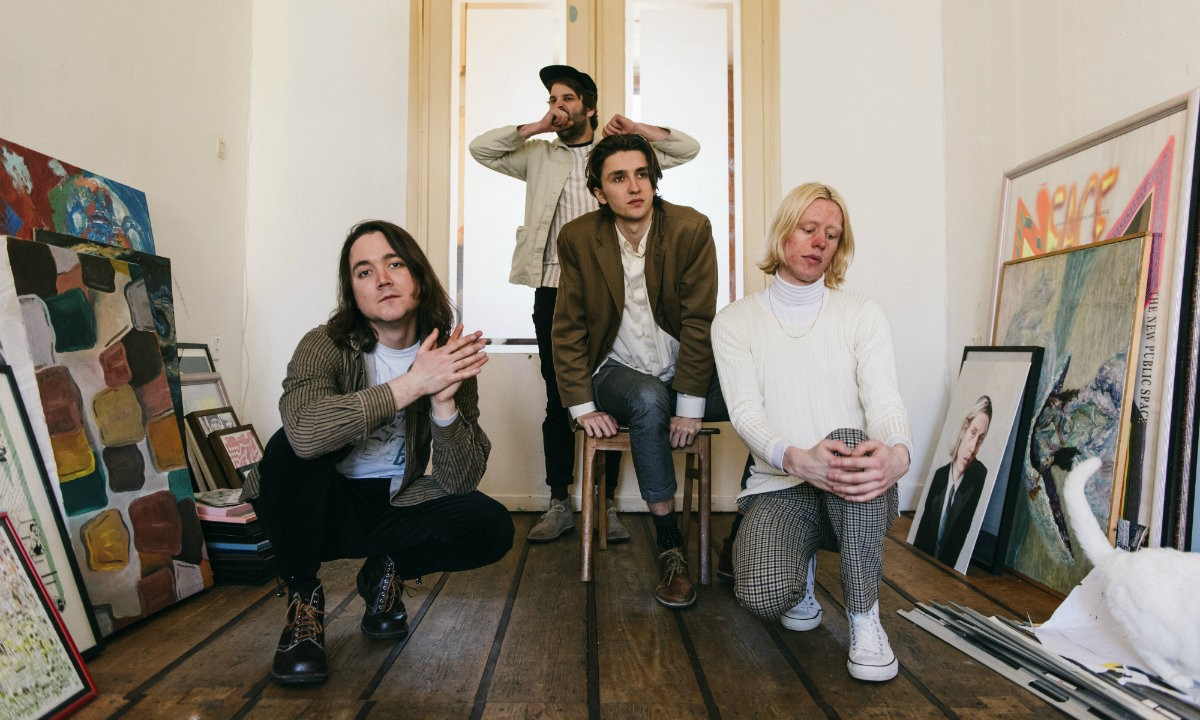 """Mozes and the Firstborn Exclusively Premiere """"Blow Up"""""""