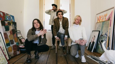 "Mozes and the Firstborn Exclusively Premiere ""Blow Up"""