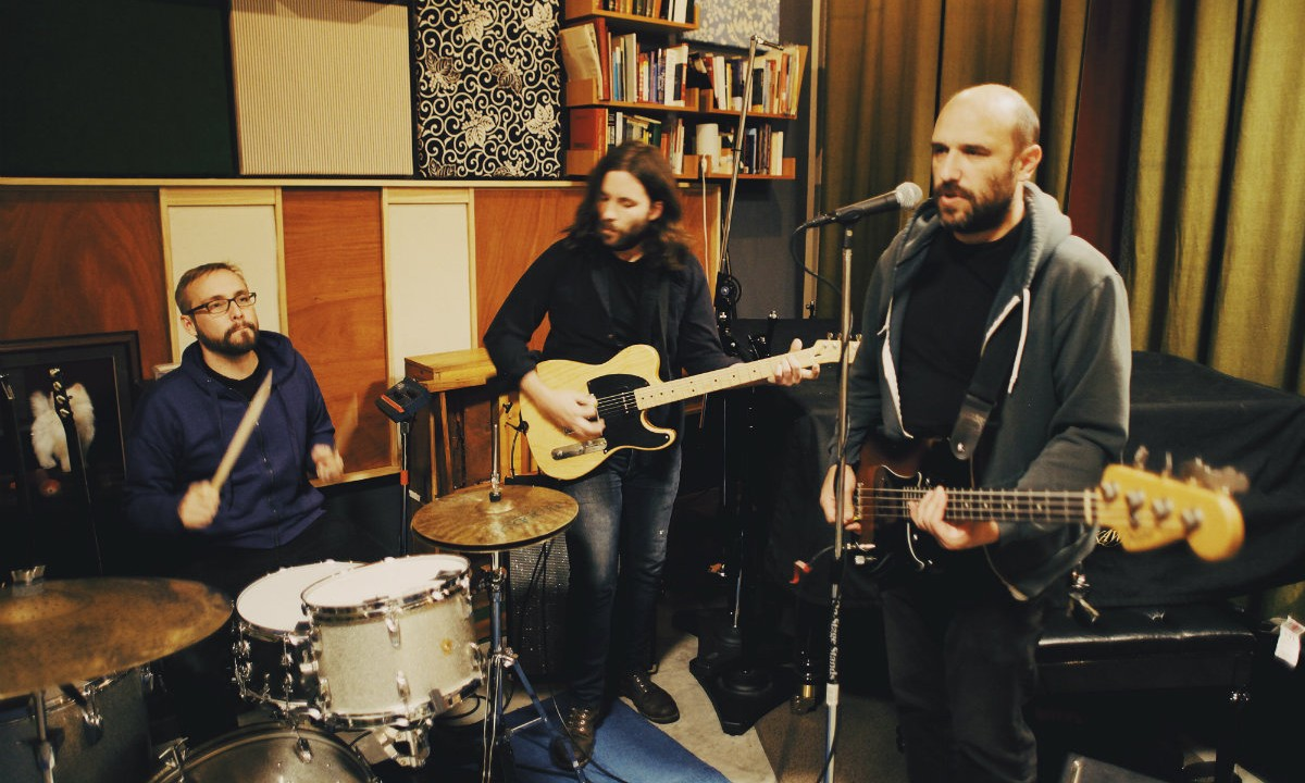 David Bazan Goes Home Again With Pedro The Lion's Latest