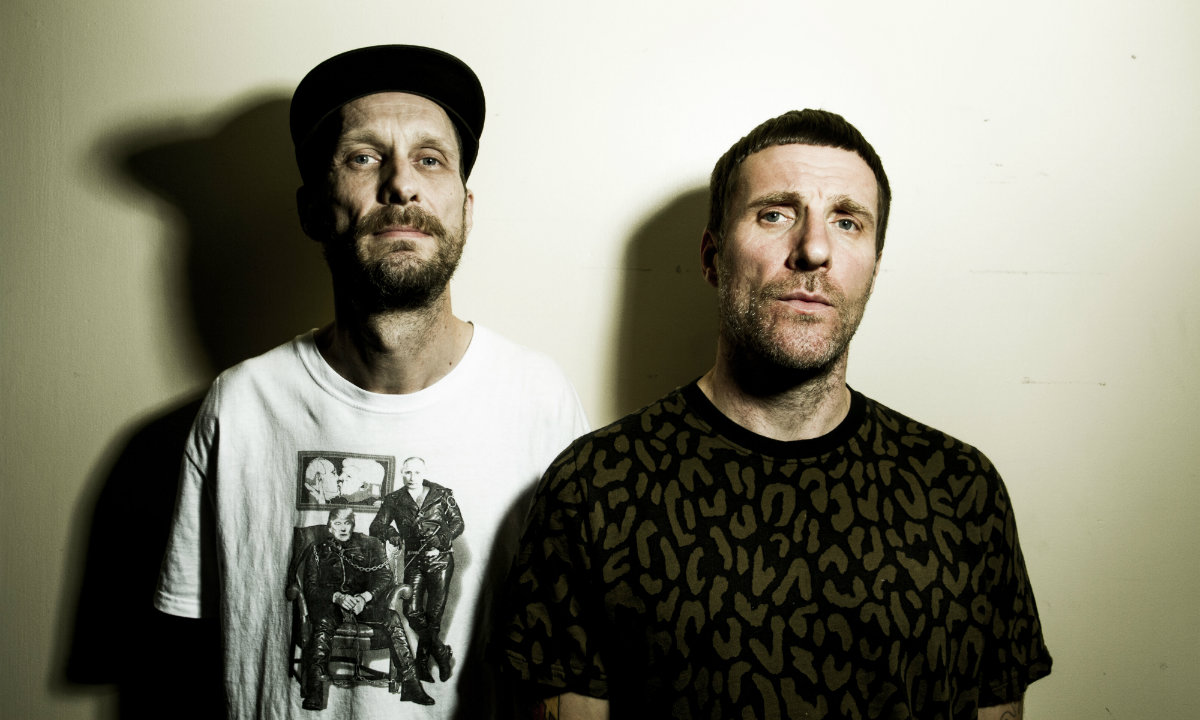The Sleaford Mods Will Never Be Satisfied