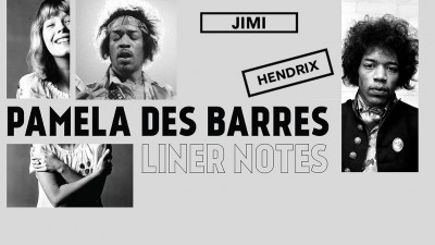 "Liner Notes: Pamela Des Barres on Hendrix's ""Foxey Lady"""