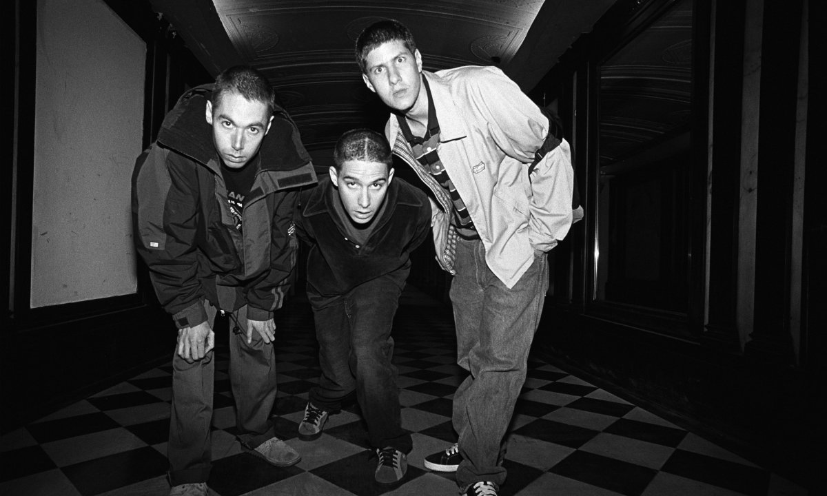 The Spry Spirit of the Beastie Boys' 'Ill Communication'