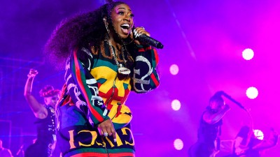 The Avant-Garde Genius of Missy Elliott
