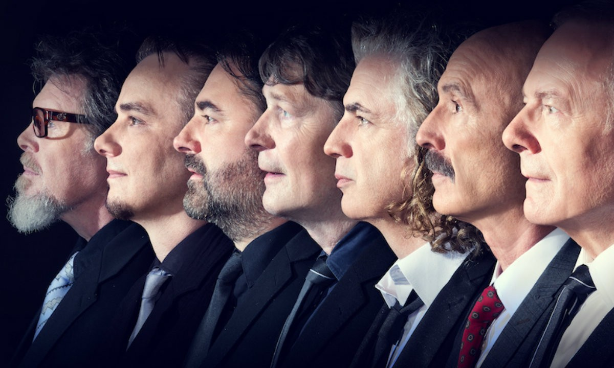 King Crimson is Now on Streaming