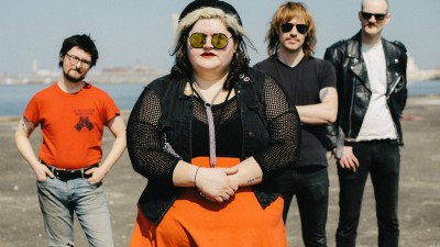 How Being Denied Food Stamps Inspired Sheer Mag's Latest